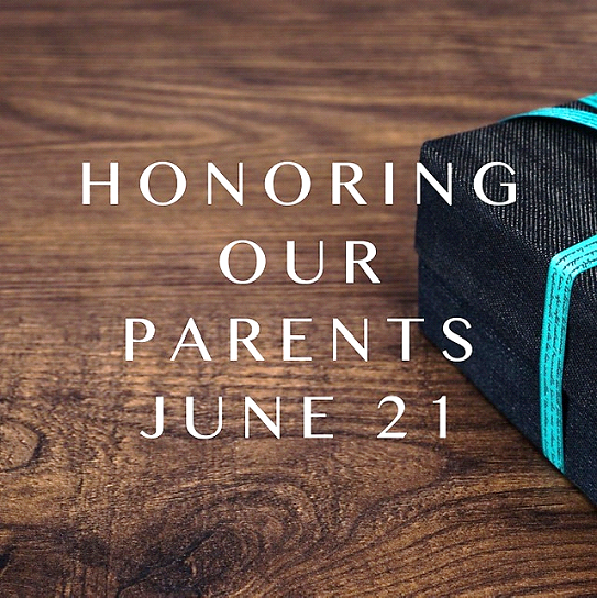 Honoring Our Parents